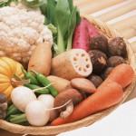 秋野菜の食べ合わせ