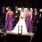 結婚式inコリア