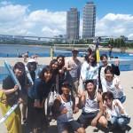 マイナビジャパンビーチバレーボールツアー2018 第2戦 東京大会